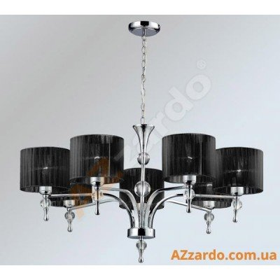 Azzardo Impress 7 Pendant (1976-7P BLACK)
