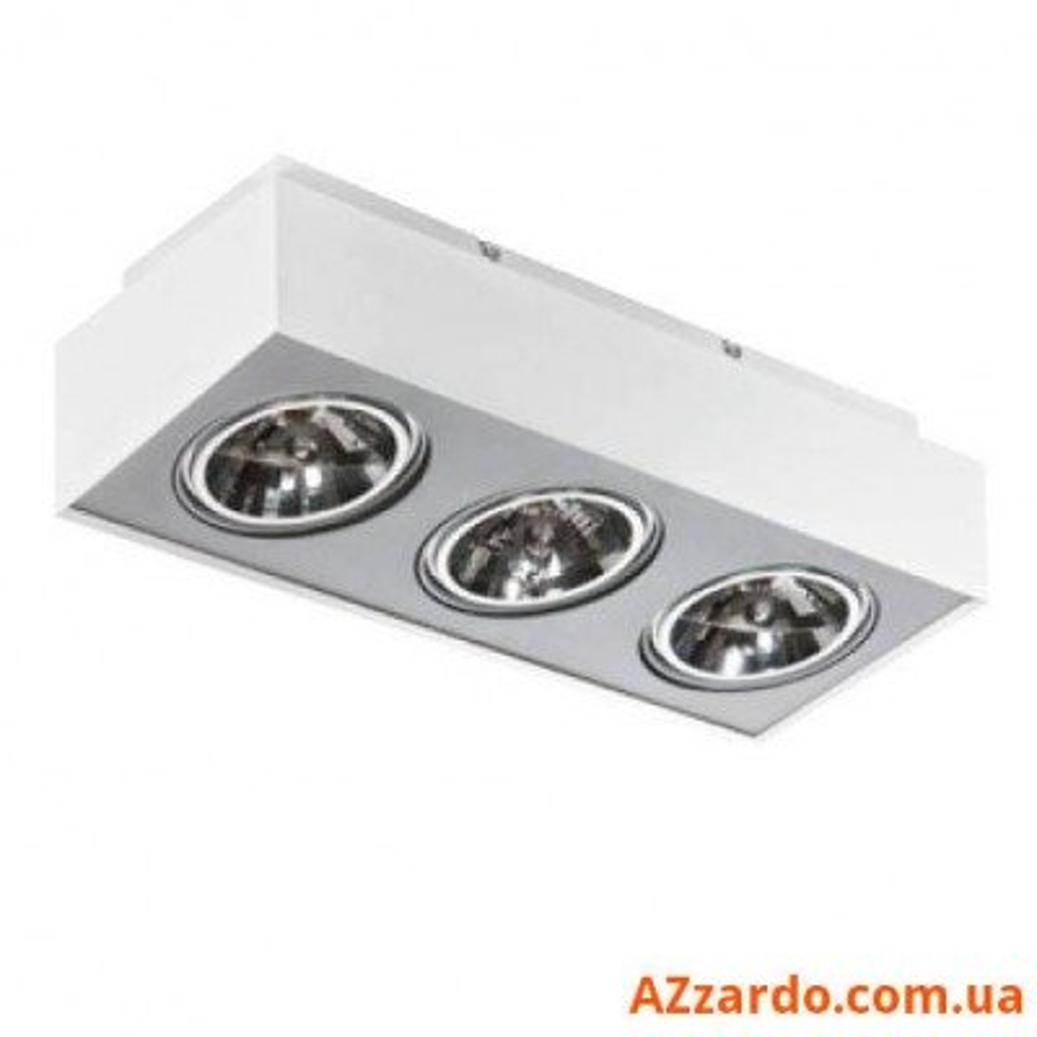 Azzardo Paulo 3 (FH30533S WHITE)