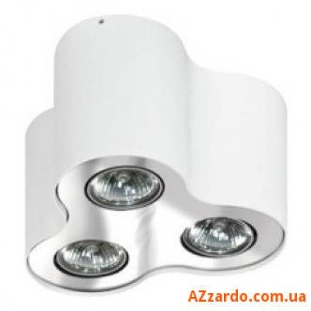 Azzardo Neos 3 (FH31433B WH/CH)