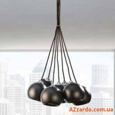 Azzardo Gulia 7 (FH5957-BJ-120 BLACK)