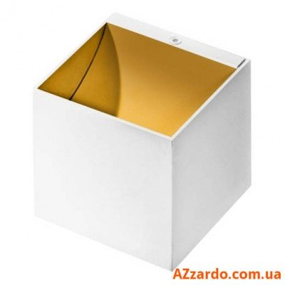 Azzardo Mars Wall (GM1109 WHITE/GOLD)