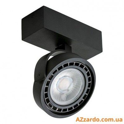 Azzardo Jerry 1 (GM4113-230V BK LED 15W WITH DIM)