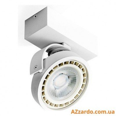 Azzardo Jerry 1 (GM4113-230V WH LED 15W WITH DIM)