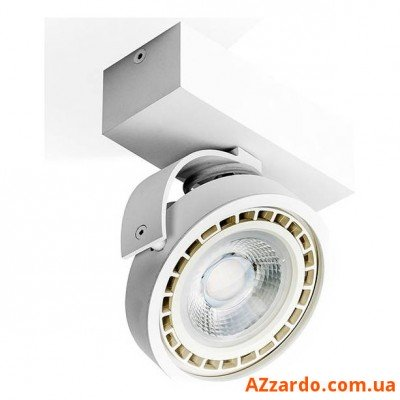 Azzardo Jerry 1 230V LED 16W Jerry 230V LED 16W (GM4113 WH 230V LED 16W)