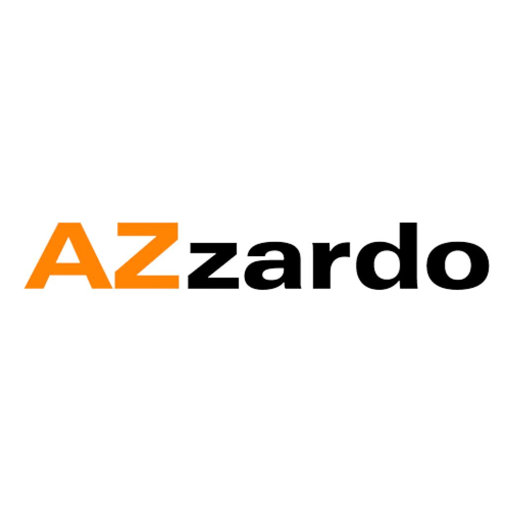 Azzardo Paulo 2 (GM4203-230V BK/ALU LED 7W WITH DIM)
