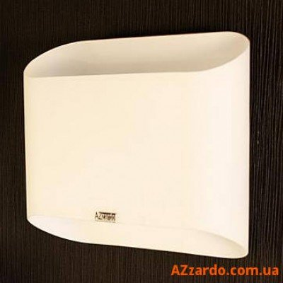 Azzardo Pancake (MB 329-2 WHITE)