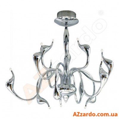 Azzardo Snake (MD 6230-12 CHROME)