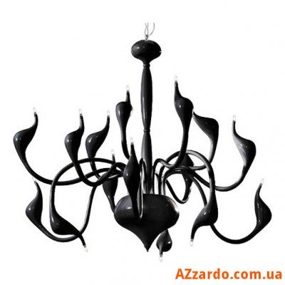 Azzardo Snake 2 (MP6230-15 BLACK)