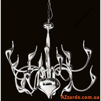 Azzardo Snake 2 (MP 6230-15 CHROME)