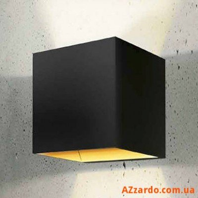 Azzardo Mars Wall (GM1109 BLACK/GOLD)
