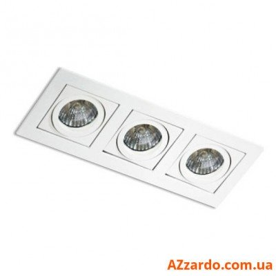 Azzardo Paco 3 (GM2301 WH)