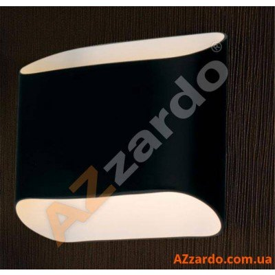 Azzardo Pancake (MB 329-2 BLACK)