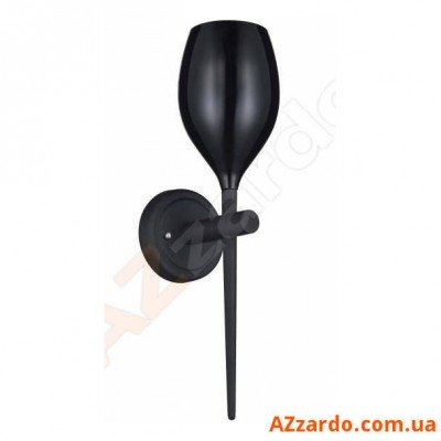 Azzardo Izza (MB1288-1BL SHINY BLACK)