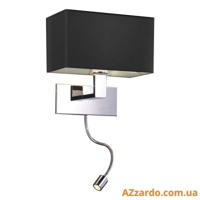 Azzardo Martens Wall LED (MB2251-B-LED-R BK)