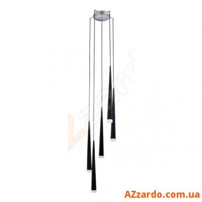 Azzardo Stylo 5 (MD 1220A-5 BLACK)