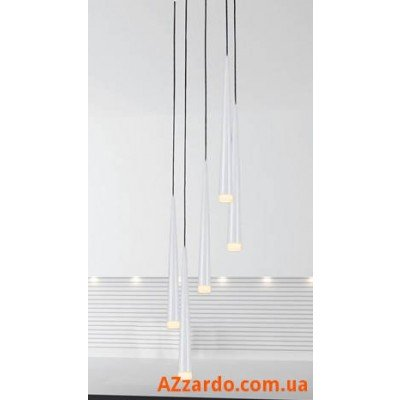 Azzardo Stylo 5 (MD 1220A-5 WHITE)