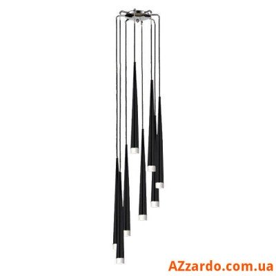 Azzardo Stylo 8 (MD 1220A-8 BLACK)