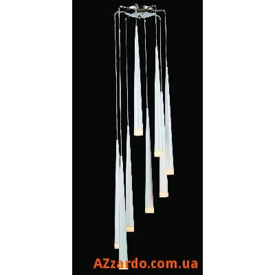 Azzardo Stylo 8 (MD 1220A-8 WHITE)