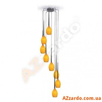 Azzardo Izza 8 (MD1288A-8SO AMBER)