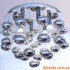 Azzardo Luvia (2172-6X CHROME)