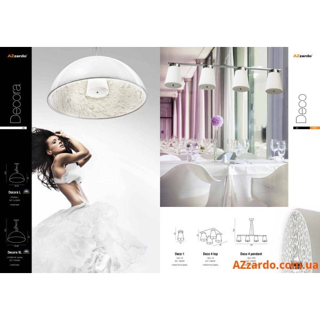 Azzardo Decora XL (LP 5069-XL)