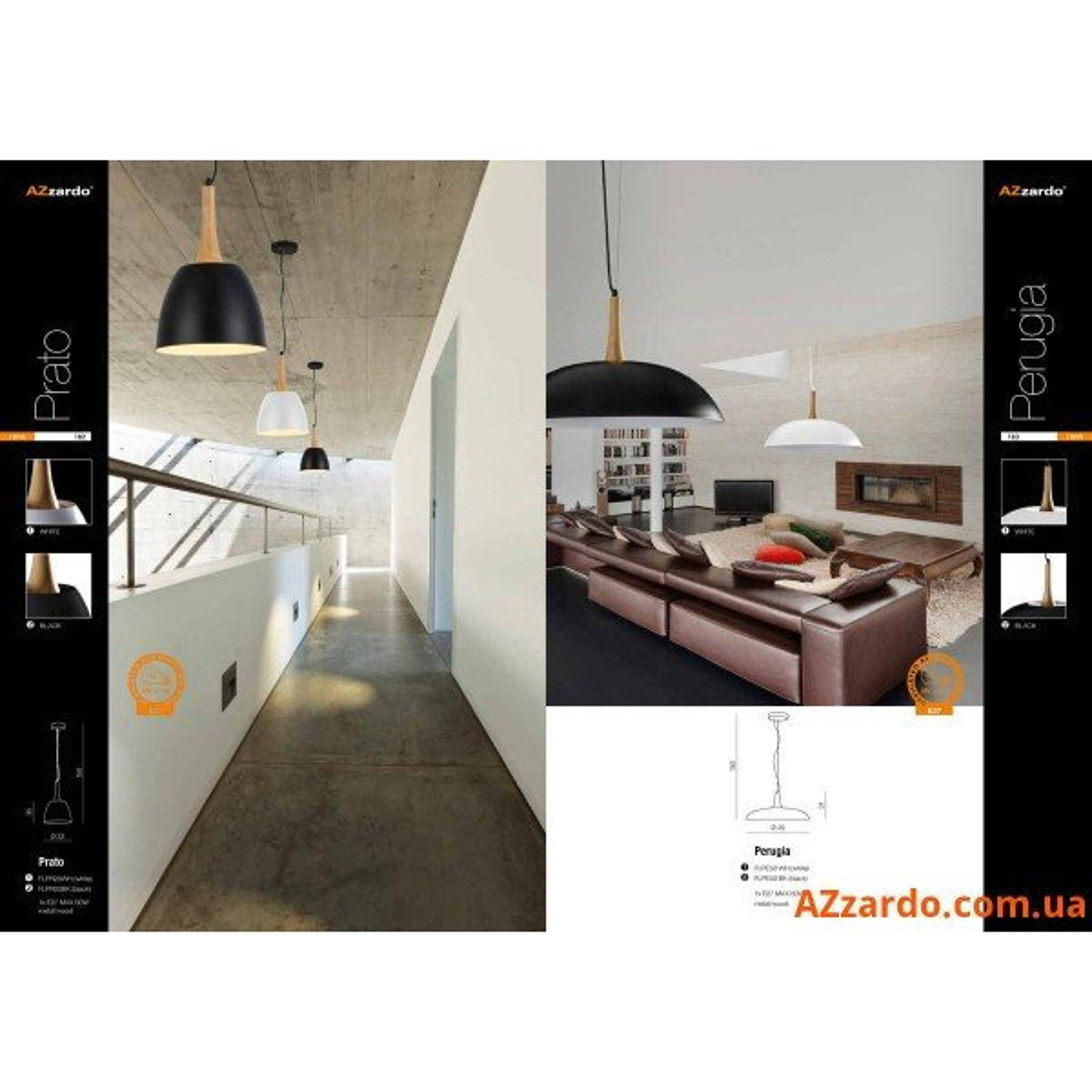 Azzardo Perugia (FLPE50WH)