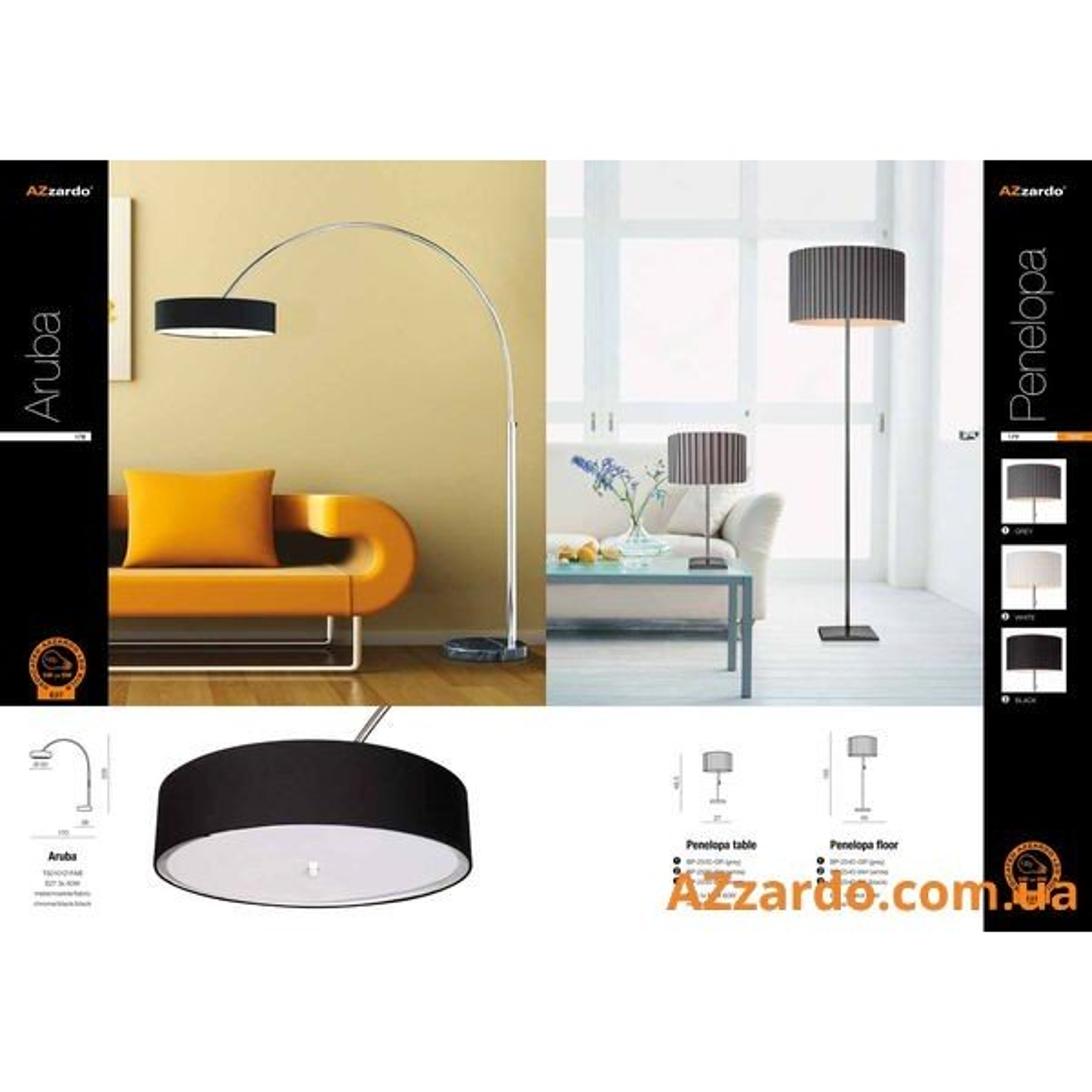 Azzardo Penelopa floor (BP-2540-GR)