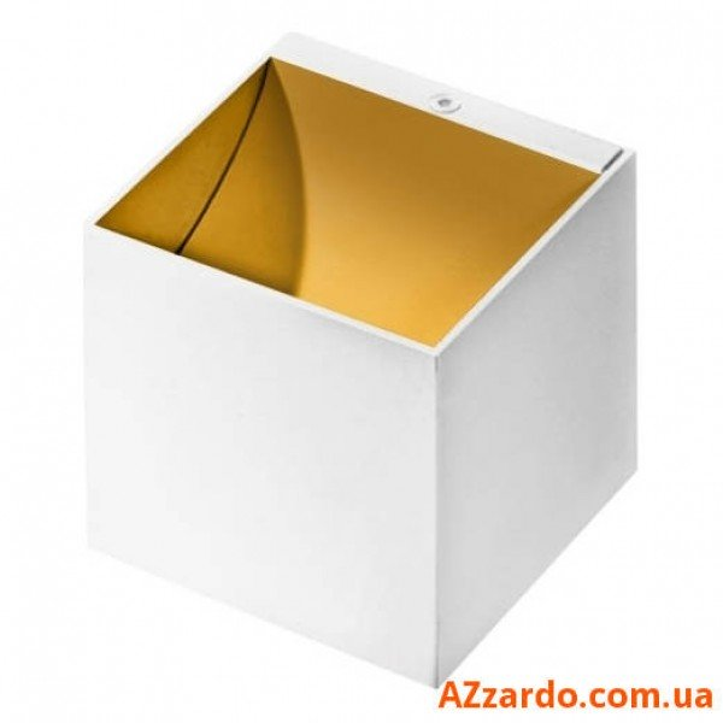 Azzardo Mars Wall (GM1109 WHITE/GOLD)
