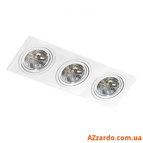 Azzardo Siro 3 (GM2300 WH)