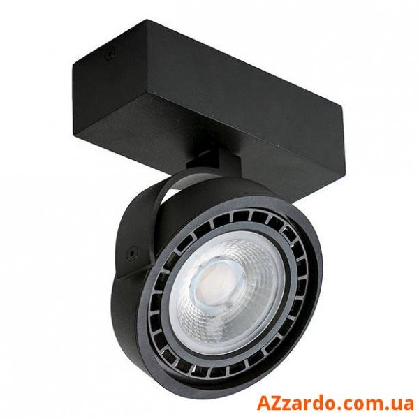 Azzardo Jerry 1 230V LED 16W Jerry 230V LED 16W (GM4113 BK 230V LED 16W)