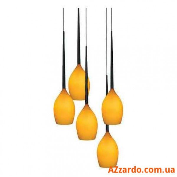 Azzardo Izza 5 (MD1288A-5SO AMBER)