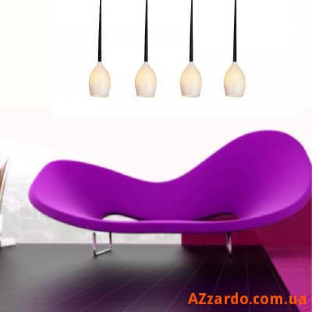 Azzardo Izza 4 (MD 1288B-4W SHINY WHITE)