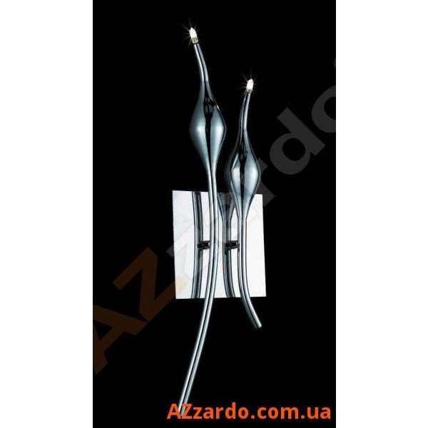 Azzardo Snake (MB 6219-2B CHROME)
